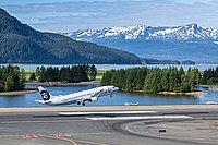 Photo ID: 2295089 Views: 36180 Alaska Airlines Boeing 737-4Q8 (N769AS) shot at Juneau - International (JNU / PAJN) USA - Alaska June 19, 2013 By Mike Criss