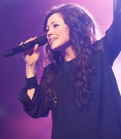 Kari Jobe--Just discovering this lovely and talented Christian artiste