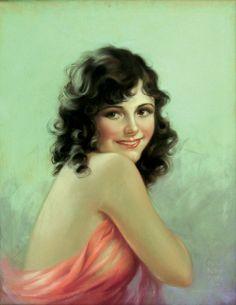 Art~ Mabel Rollins Harris