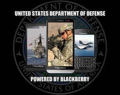 US Defense powered by Blackberry
