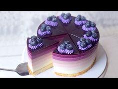 Blackberry Cheesecake, Blackberry Cake, Cheesecake Recipes, Birthday Cheesecake, Cheesecake Decoration, Chocolate Swirl, Chocolate Cake, Birthday Cake Decorating, Cake Decorating Techniques