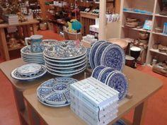 prachtig aardewerk Amsterdam, Plates, Tableware, Kitchen, Home, Licence Plates, Dishes, Dinnerware, Cooking