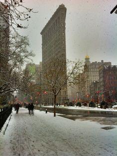 Flatiron Building ... NYC