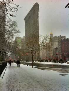 Flatiron Building ... NYC