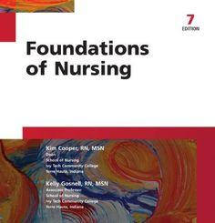 Foundations of Nursing 7th Edition pdf free download - Free PDF Books