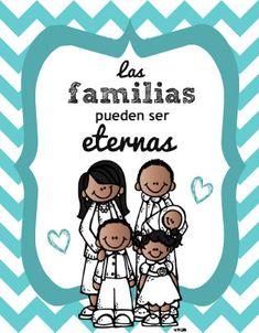 tarjetas para que los niños den como obsequio en la actividad misional del próximo sabado!!!   la imagen de la familia la tomé de melonheadz :D un blog que simplemente me encanta!