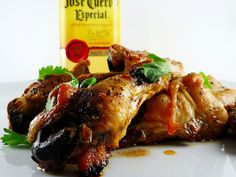 Tequila Lime Wings