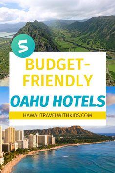 Planning a trip to Oahu on a budget? Find out the best Cheap Hotels on Oahu Oahu Hawaii, Hawaii Resorts, Hawaii Vacation, Hawaii Travel, Beach Trip, Beach Travel, Turtle Beach, Pearl Harbor, Travel With Kids