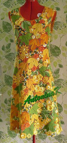 Autumn dress by antonina.kuznetsova, via Flickr