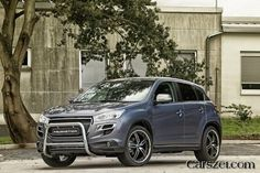 Crossover 2018-2019 Peugeot 3008 and 4008 by Musketier Tuning