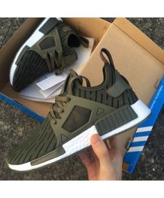 Cheap Adidas Nmd Xr1 Stripe Olive Green Sneakers Adidas Sneakers 569b1ba3d4