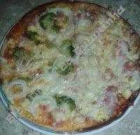 Dieta Dukan - Dieta da Luluzinha: RECEITAS BÁSICAS -  3 Pizza