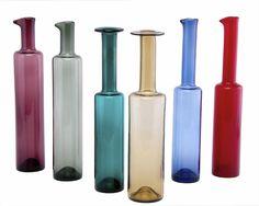 Koristepullo - Still, Nanny Glass Design, Design Art, Scandinavian Art, Nordic Design, Mid Century Modern Design, Be Still, Finland, Lassi, Glass Art