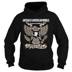 (Tshirt Perfect Deals) Ansbach American Middle Good Shirt design Hoodies Tees Shirts
