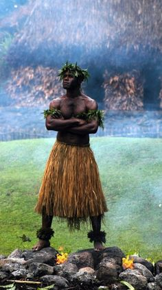 Fire Walker of Fiji | Fiji Islands Culture + Travel Tips