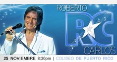 Roberto Carlos #sondeaquipr #robertocarlos #coliseopr #choliseo #hatorey #sanjuan