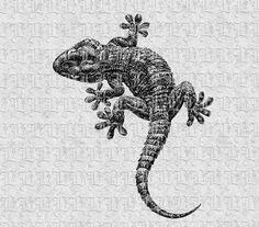 Lizard - Antique Graphics https://www.etsy.com/listing/129966465/gecko-lizard-vintage-clipart?ref=shop_home_active
