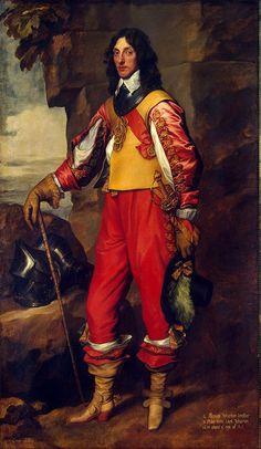 Portrait of Sir Thomas Wharton | by lluisribesmateu1969