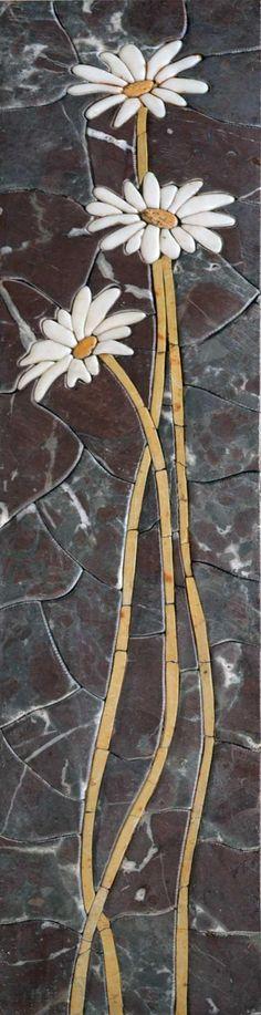 Mosaic Tile Patterns - Long Margot