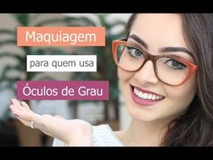 Amores tudo bem? Já faz tempo que queria trazer pro blog um tutorial de maquiagem bem fácil para quem usa óculos de grau, tanto pra quem us...