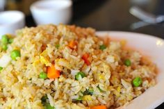 Yummy Fried Rice Restaurant Style