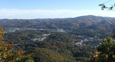 Boone is a small town in the Appalachian Mountains