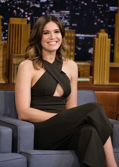 """Mandy Moore Visits """"The Tonight Show Starring Jimmy Fallon"""" at Rockefeller Center on February 24, 2017 in New York City."""