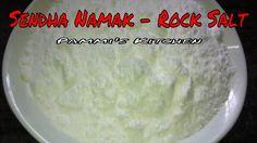 Know Your Food Ingredient - Sendha Namak-Rock Salt - अपने खाद्य पदार्थ के बारे में जानें - सेंधा नमक