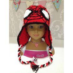 Handmade Character Crochet Hats