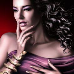 World Diva Natacha Atlas in www.dunyakadarmuzik.com