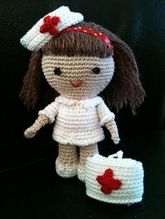 la petite infirmière!