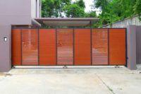 Using Experts For Garage Door Repair In Los Angeles Gate Repair Front Door Paint Colors, Painted Front Doors, Front Door Design, Front Door Decor, Modern Front Door, House Front Door, Garage Door Repair, Garage Doors, Front Door Makeover