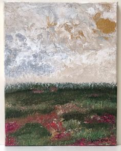 Sward 🌺☀️ #painting #acrylicpainting #acryliconcanvas #flowers #field #homedecor #walldecor #11x14 Holiday Gift Guide, Holiday Gifts, Clean Beauty, Jewelry Shop, Handcrafted Jewelry, Bath And Body, Studios, Gift Wrapping, Sayings