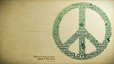 Peace is the way | Asas da Informação | O mundo conectado