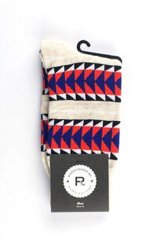 Richer Poorer Zealot Oatmeal Socks