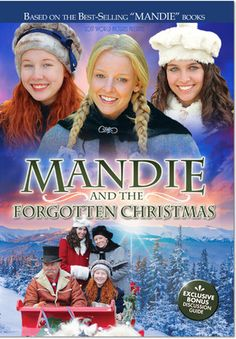 Mandie and the Forgotten Christmas (DVD)