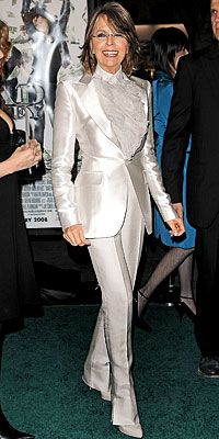 Diane Keaton - Fashion Risk Takers - New Style Rules - Fashion - InStyle