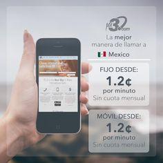 Las mejores tarifas para llamar a #Mexico te la ofrecemos en #Tel3, somos insuperables compruébalo aquí j.mp/2eoDgZO