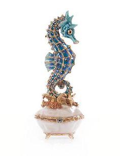 Elliott Seahorse Box - Oceana