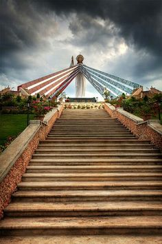 Divine Mercy Shrine, Cagayan de Oro Places Ive Been, Places To Go, Divine Mercy, Railroad Tracks, Good Times, Philippines, Beautiful Places, Earth, Island
