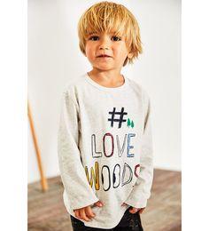Baby Boys& T-shirts & Autumn Winter 2017 & ZARA United States & Kids haircuts & Baby Boy T Shirt, Baby Boys, Toddler Boys, Baby Outfits, Little Boy Fashion, Kids Fashion, Fashion Sale, Le Lou, Baby Haircut