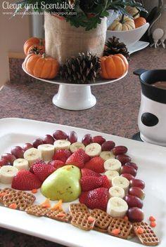 Edible Thanksgiving treats!