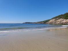 Sand Beach, Acadia National Park, Bar Harbor, Maine