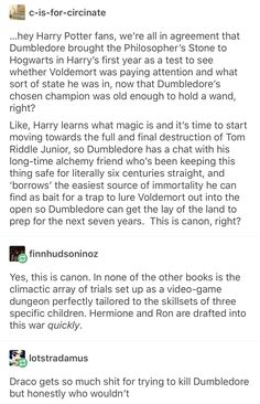 "God how I don't like Dumbledore. Crimes of Grindelwald definitely confirmed it. The way he ""persuaded"" Newt into fighting against Grindelwald. Harry Potter Love, Harry Potter Universal, Harry Potter Fandom, Harry Potter Memes, Harry Potter Theories, Hogwarts, Slytherin, Anecdotes Sur Harry Potter, Mbti"