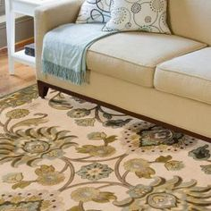 Artistic Weavers, Lauren Ivory 5 ft. 1 in. x 7 ft. 6 in. Area Rug, LRN5600-5176 at The Home Depot - Mobile