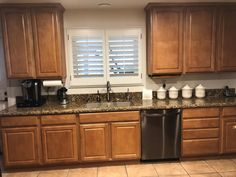 Ron's Kitchen 6 After Picture LG Fully Integrated Dishwasher Fully Integrated Dishwasher, Home Improvement Projects, Kitchen Cabinets, Appliances, Home Decor, Gadgets, Accessories, Decoration Home, Room Decor