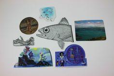 Magnets - gifts for men on craftster.org