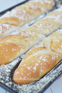 Bake your own perfect French baguette with a Emily Henry Baking pan. Dutch Recipes, Bread Recipes, Baking Recipes, French Sandwich, Dessert From Scratch, Brunch, Eat Seasonal, Bread Cake, Bread Baking