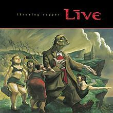 """Live """"Throwing Copper""""."""
