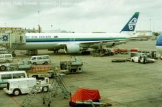Classic Air New Zealand livery 767-300 Auckland. Image via google copyright owner